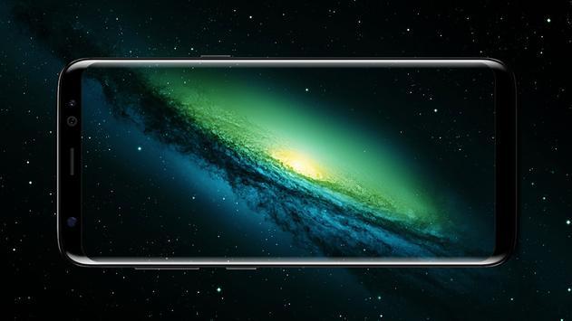 Galaxy Live Wallpapers - Parallax Background screenshot 17