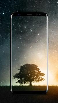 Galaxy Live Wallpapers - Parallax Background screenshot 16