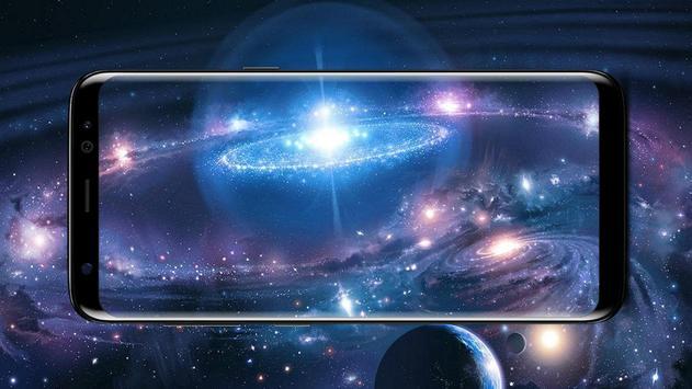 Galaxy Live Wallpapers - Parallax Background screenshot 20