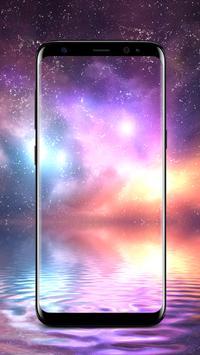 Galaxy Live Wallpapers - Parallax Background screenshot 2