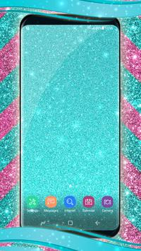 Glitter Live Wallpapers: Sparkle Background Themes screenshot 5