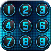 Neon Lock Screen icon