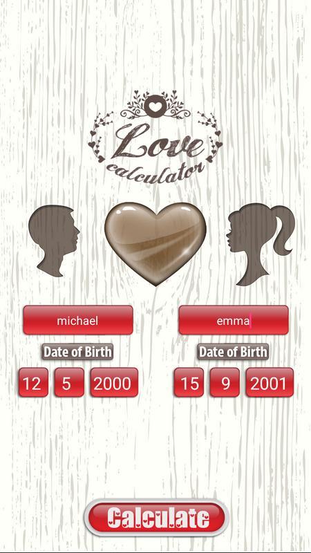 Soulmate calculator birth date
