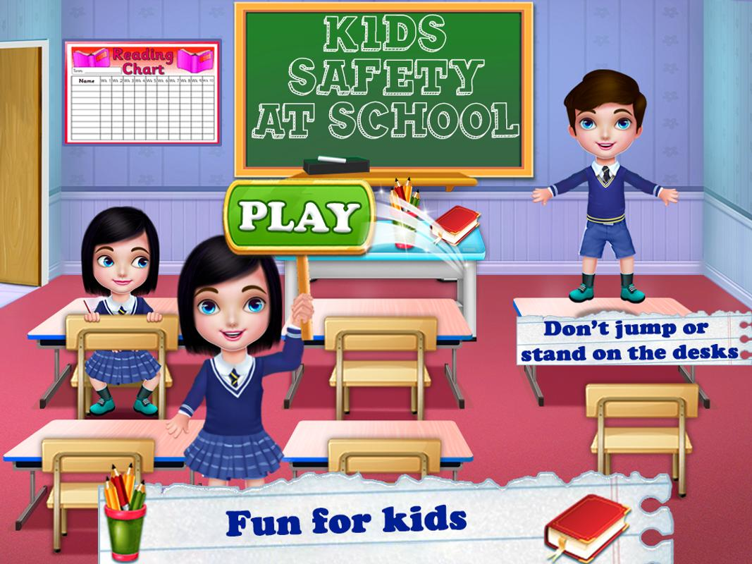 Kids Safety at School for Android - APK Download