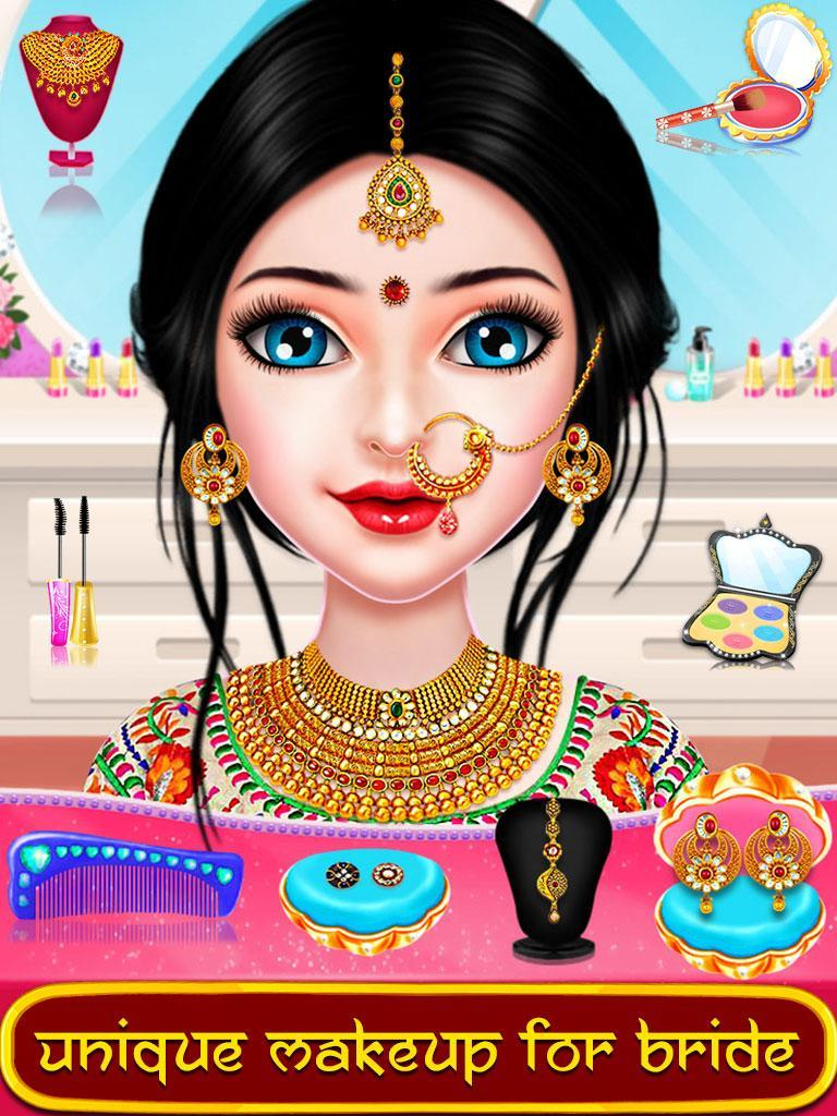 the royal indian wedding rituals and makeover for android