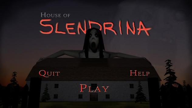 House of Slendrina (Free) скриншот приложения