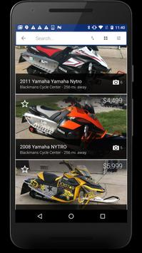 Snowmobile Trader apk screenshot