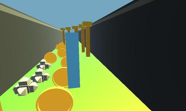 Dashing Blue apk screenshot