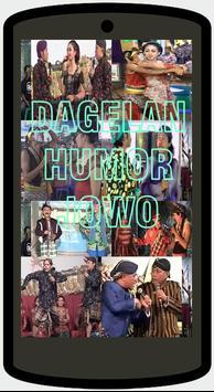 Dagelan Humor Jowo Lucu poster