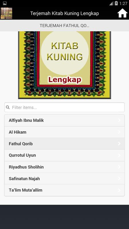 Free download kitab kuning terjemahan bahasa indonesia sevenserv.