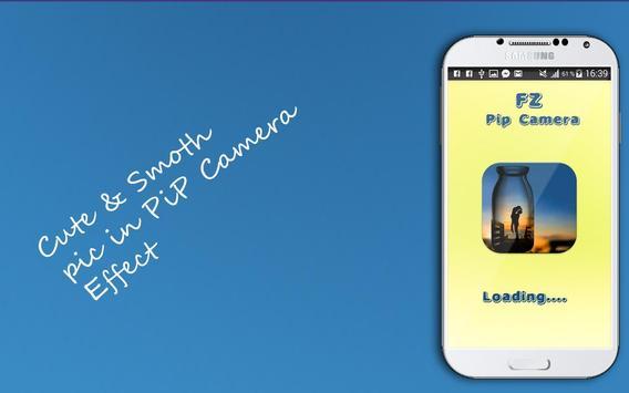 New PIP Camera Photo Pro poster