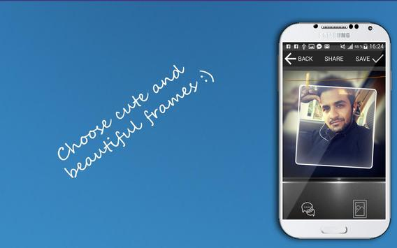 New PIP Camera Photo Pro apk screenshot