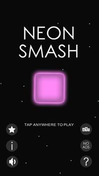 Neon Smash: Core Fusion poster
