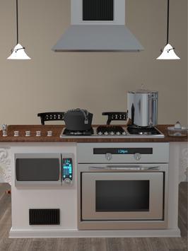 Escape Dream Kitchen apk screenshot