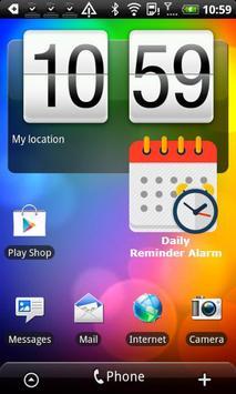 Daily Task Reminder screenshot 1