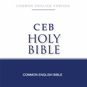 Common English Bible (CEB Bible) App Free icon