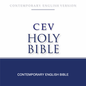 Contemporary English Version Bible Free CEV Bible icon