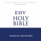 Evangelical Heritage Version Bible Free (EHV) icon