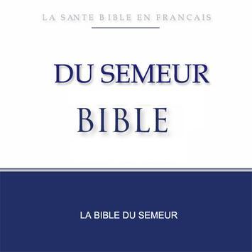 La Bible du Semeur en Français BDS Bible App Free poster