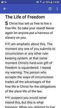 The Living Bible screenshot 3