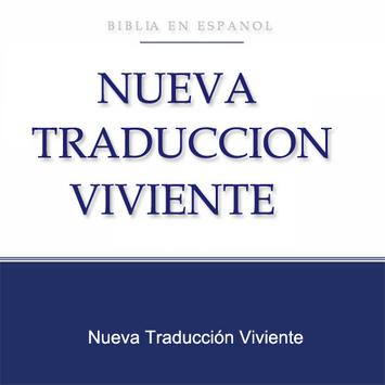 Nueva Traducción Viviente Biblia en Español (NTV) poster