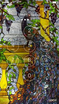 Stained Glass Colors Lock screenshot 1