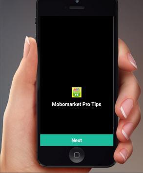 Mobomarket Pro Tips apk screenshot