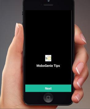 Tips MoboGenie Pro apk screenshot