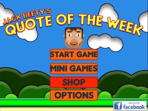Quote of the Week apk screenshot