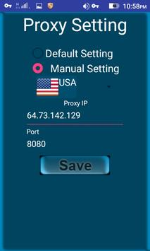 Super Vpn master free proxy Unlimited screenshot 5