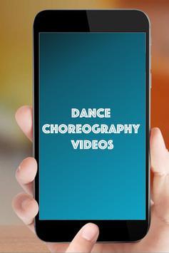 Dance Choreography Video apk screenshot