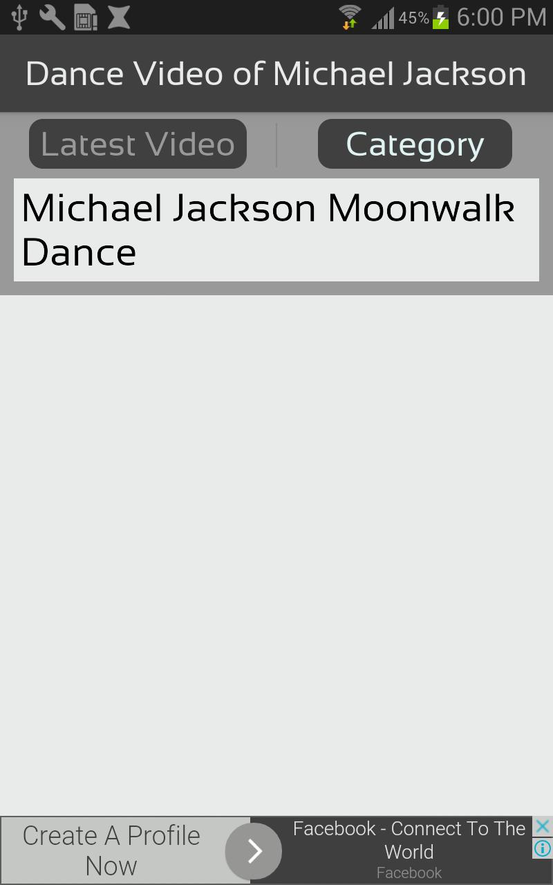 Dance Video of Michael Jackson for Android - APK Download