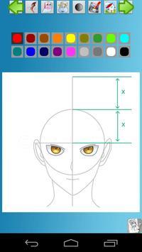 How to Draw Manga Anime screenshot 3