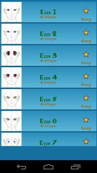 How to Draw Manga Anime screenshot 1