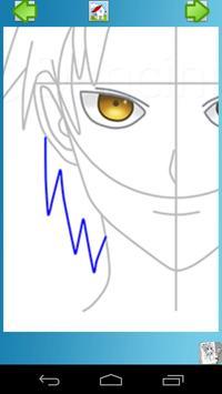 How to Draw Manga Anime screenshot 7