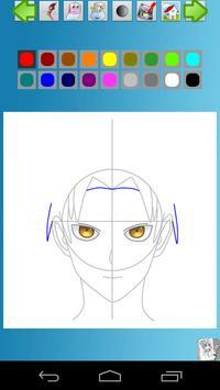 How to Draw Manga Anime screenshot 4