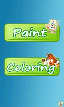 Paint and Coloring screenshot 6