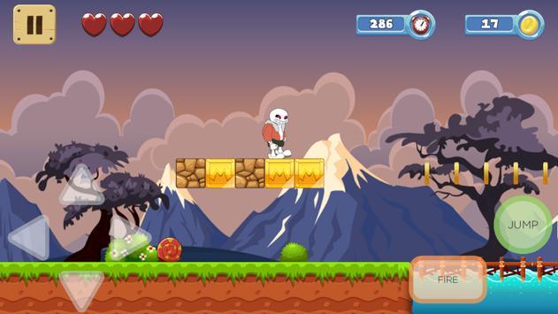 Super SANS Adventures screenshot 10