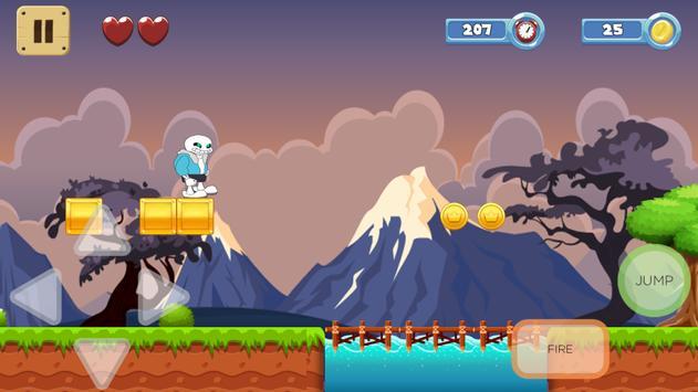 Super SANS Adventures screenshot 1