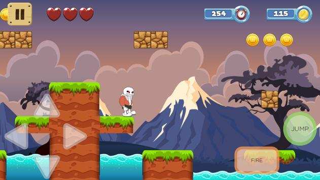 Super SANS Adventures screenshot 9