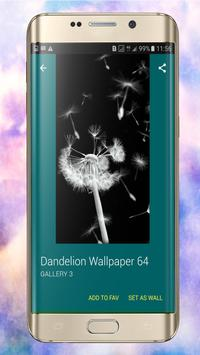 Dandelion Wallpapers apk screenshot