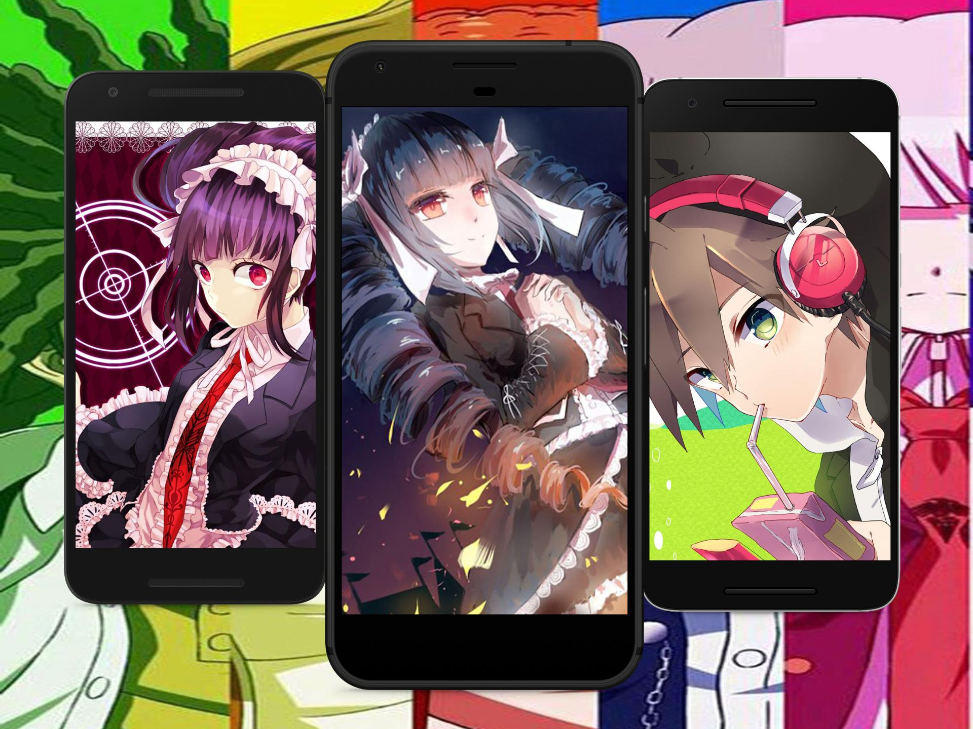 Anime Danganronpa Wallpapers For Android Apk Download