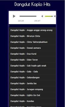 Dangdut Koplo Hits apk screenshot