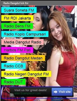Radio Dangdut Icik Ihir screenshot 1