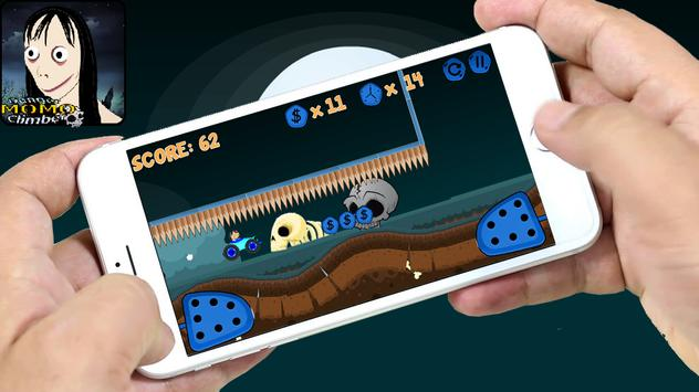Danger MOMO Climber screenshot 4