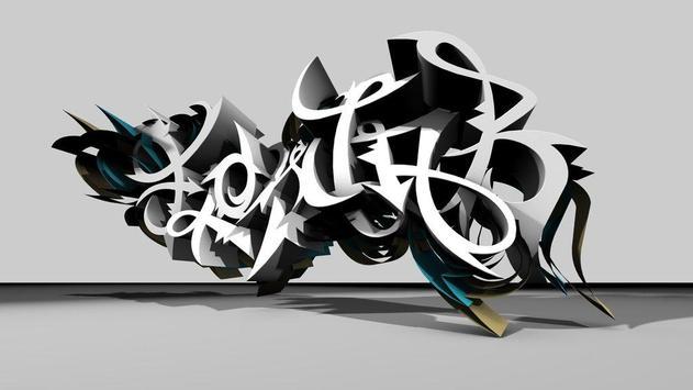 Graffiti in 3D screenshot 1