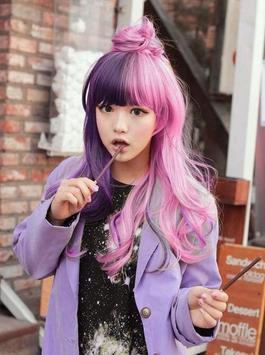 Pastel Goth Girls Wallpapers Apk Screenshot