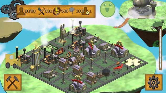 Steamborne apk screenshot