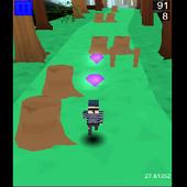 Runaway escape 3D : Infinite Runner icon