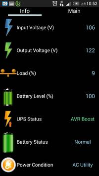 Powercom apk screenshot